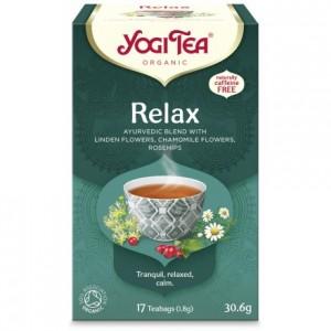 YOGI TEA RELAX (CALMING) ΒΙΟ 30,6ΓΡ