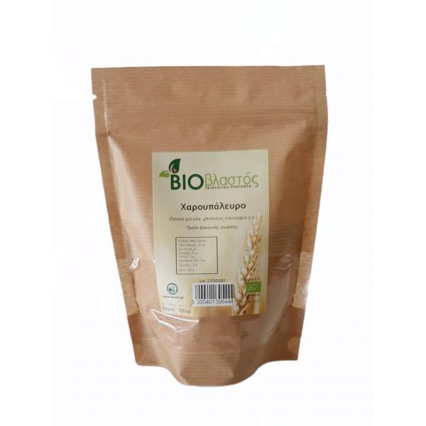 Χαρουπάλευρο ΒΙΟ 200γρ Άλευρα Βιολογικά Προϊόντα - biovlastos.gr