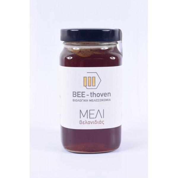 Μέλι Βελανιδιάς ΒΙΟ 750γρ Μέλι Βιολογικά Προϊόντα - biovlastos.gr