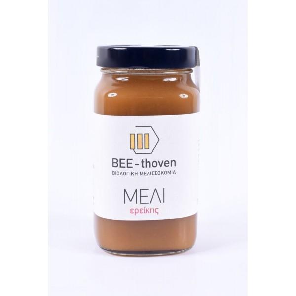 Μέλι Ερείκης ΒΙΟ 750γρ Μέλι Βιολογικά Προϊόντα - biovlastos.gr