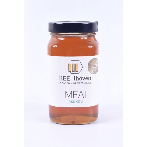 Μέλι Πεύκου ΒΙΟ 750γρ Μέλι Βιολογικά Προϊόντα - biovlastos.gr