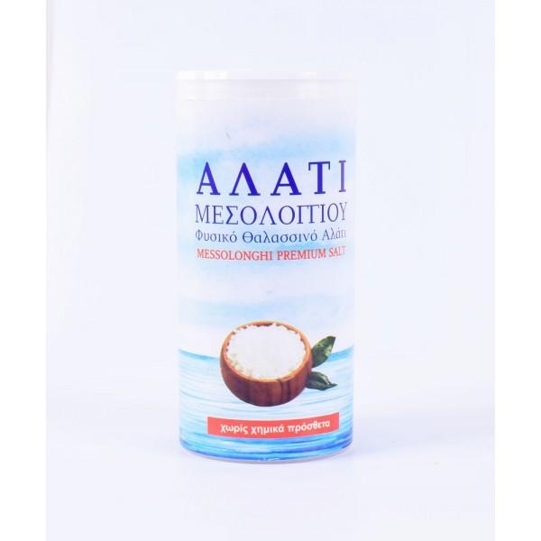 Αλάτι Μεσολογγίου 280γρ Προϊόντα Μπακαλικής Βιολογικά Προϊόντα - biovlastos.gr