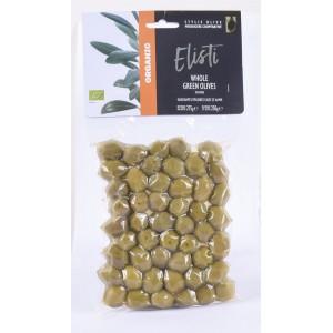 Ελιές Πράσινες ΒΙΟ 250γρ Ελληνικά Προϊόντα Βιολογικά Προϊόντα - biovlastos.gr