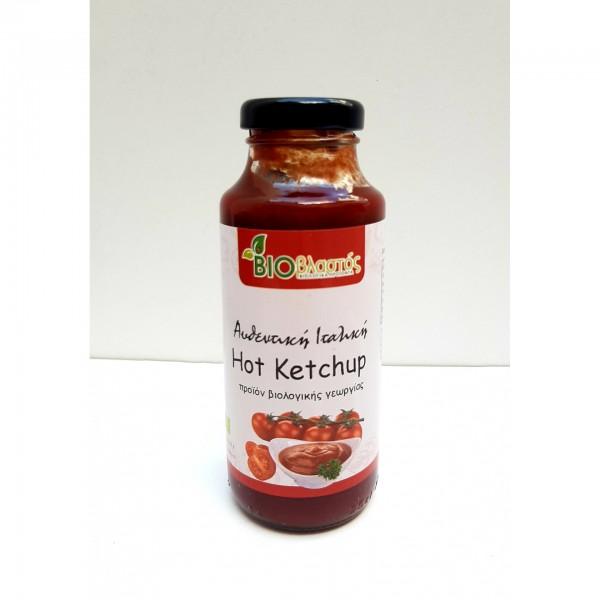 Κέτσαπ πικάντικη ΒΙΟ 280γρ Σάλτσες  Βιολογικά Προϊόντα - biovlastos.gr