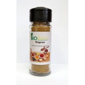 Κύμινο (Σκόνη) ΒΙΟ 35γρ Μπαχαρικά Βιολογικά Προϊόντα - biovlastos.gr