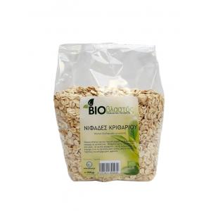 Νιφάδες Κριθαριού ΒΙΟ 500γρ Νιφάδες Δημητριακών Βιολογικά Προϊόντα - biovlastos.gr