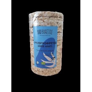 Ρυζογκοφρέτες ΒΙΟ 100ΓΡ  Χ/Α Προϊόντα Δημητριακών Βιολογικά Προϊόντα - biovlastos.gr