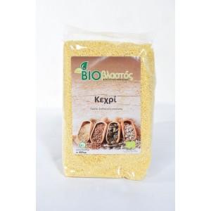 Κεχρί χονδρό ΒΙΟ 400γρ Προϊόντα Δημητριακών Βιολογικά Προϊόντα - biovlastos.gr
