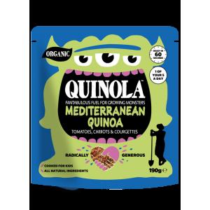 Quinola BIO Μεσογειακή 190γρ