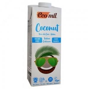Γάλα Καρύδας με Ασβέστιο ΒΙΟ 1lt Ροφήματα Βιολογικά Προϊόντα - biovlastos.gr