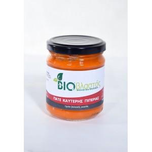 Πατέ Καυτερής Πιπεριάς ΒΙΟ 170γρ Προϊόντα Μπακαλικής Βιολογικά Προϊόντα - biovlastos.gr