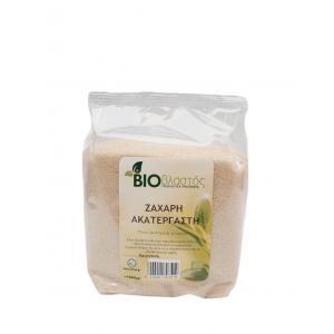 Ζάχαρη ακατέργαστη (χρυσή) ΒΙΟ 1000γρ Ζάχαρη - Γλυκαντικά Βιολογικά Προϊόντα - biovlastos.gr