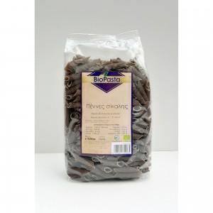 Πέννες Σίκαλης ΒΙΟ 500γρ Ζυμαρικά Βιολογικά Προϊόντα - biovlastos.gr